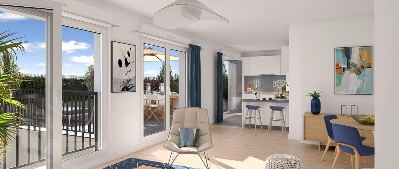 Programme immobilier neuf 4 boulevard Carnot à Alfortville