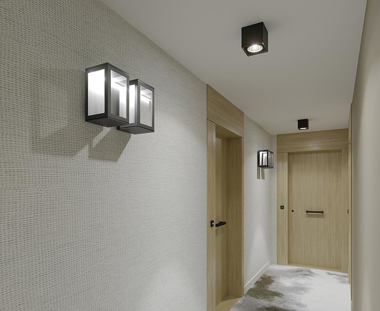 Palier d'étage du programme immobilier neuf 1 Rue de Craïova à Nanterre