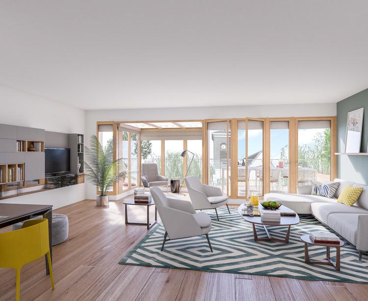 Appartement du programme immobilier neuf 9 Charrière à Paris 11