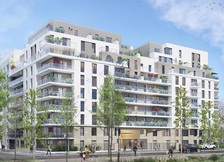 Prestations du programme immobilier neuf 6 Rue Paul Héroult à Rueil-Malmaison