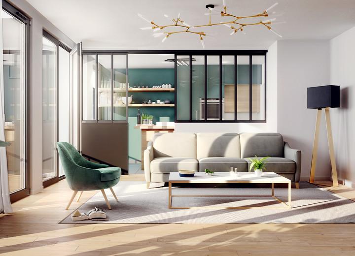 """Prestations du programme immobilier neuf """"Rue Agrippa d'Aubigné"""" à Paris 4"""