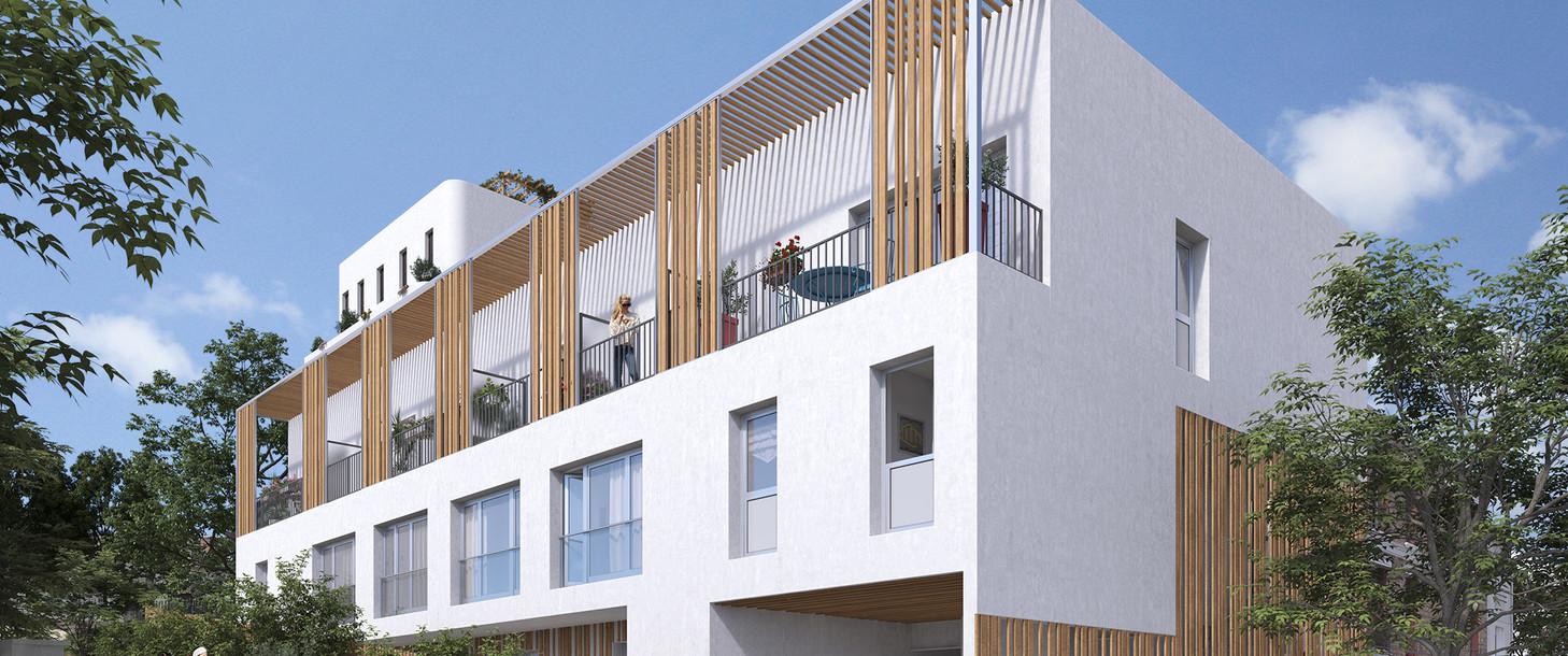 Programme immobilier neuf Variations à Vitry-sur-Seine