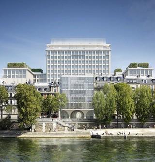 """Programme immobilier neuf """"Rue Agrippa d'Aubigné"""" à Paris 4"""